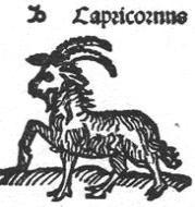 Capricorn medieval