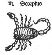 Scorpio medieval