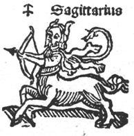 Sagittarius medieval